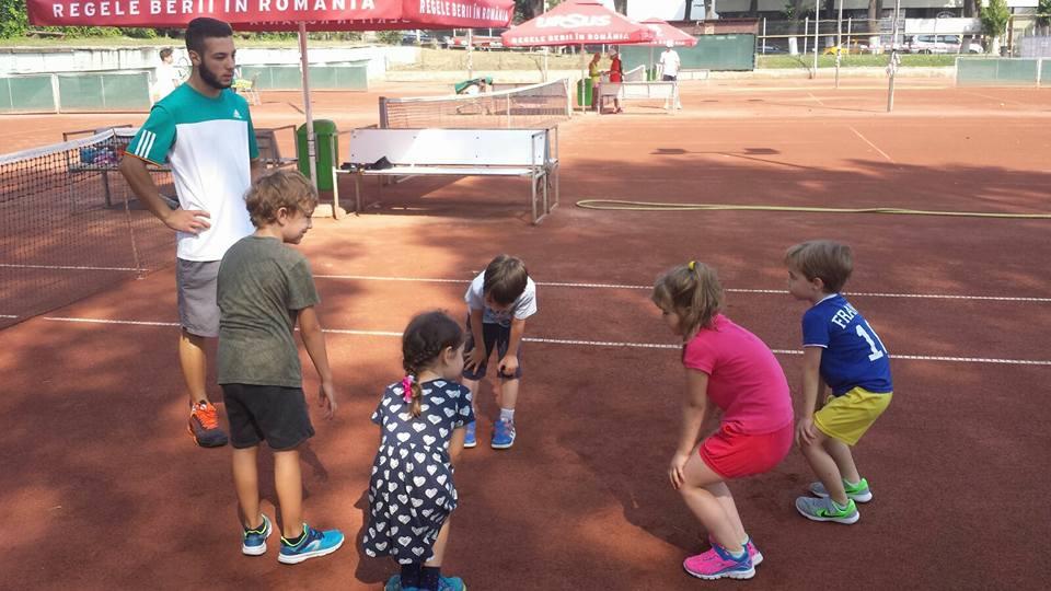 Povesti si sport in Summer School